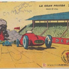 Tebeos: AVENTURAS DEPORTIVAS Nº 2. RICART (2 PTAS). Lote 19218838