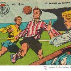 Tebeos: AVENTURAS DEPORTIVAS,ALBUM Nº 3 - ED.RICART AÑO 1963 (ORIGINAL CON DOS AVENTURAS). Lote 21527858