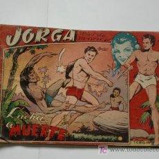 Tebeos: JORGA ALBUM TOMO IV RICART 1954 ORIGINAL . Lote 27273812