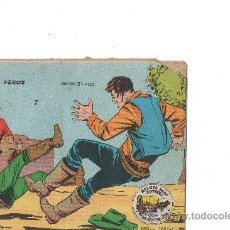 Tebeos: WINCHESTER JIM Nº 7 DE RICART. Lote 20314653
