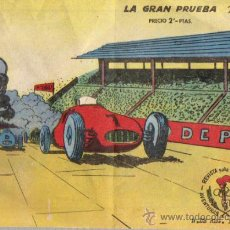 Tebeos: AVENTURAS DEPORTIVAS Nº 2 - ED.RICART 1957 (ORIGINAL). Lote 22439800