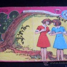 Tebeos: VAYA PAREJA - COLECCIÓN DIRCA - Nº 31 - RICART - 1969. Lote 27591060