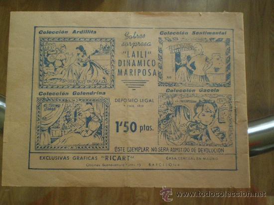 Tebeos: EL SURTIDOR DE PERLAS Y DIAMANTES // GRAFICAS RICART 1959 // COLECION ARDILLITA// - Foto 3 - 26316143