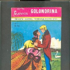 Tebeos: EXTRA CUENTOS GOLONDRINA Nº 273, EDITORIAL RICART. Lote 23893427