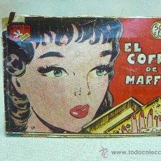 Tebeos: COMIC, COLECCION AVE, Nº 47, EL COFRE DE MARFIL. Lote 24571631