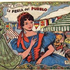 Tebeos: Nº51 LA FERIA DEL PUEBLO. Lote 27580592