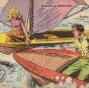 Tebeos: AVENTURAS DEPORTIVAS Nº 6 - ED.RICART 1963 (ORIGINAL). Lote 24821292