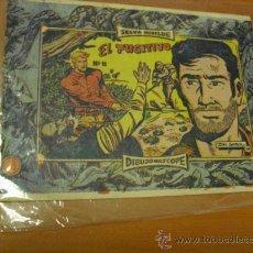 Tebeos: SELVA REVELDE, EL FUGITIVO 1963 DE GRAFICAS RICART. Lote 25084314