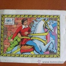 Tebeos: COLECCION GOLONDRINA Nº 38 -- RICART -- ORIGINAL DE LA EPOCA. Lote 26082872