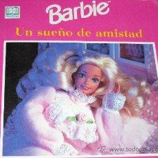 Tebeos: BARBIE, UN SUEÑO DE AMISTAD, TEBEO DE BOLSILLO HEMMA AÑO 1991. Lote 26384203