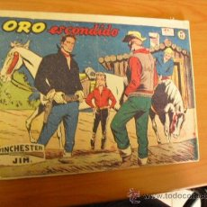 Tebeos: WINCHESTER JIM Nº 12, 1963. Lote 26838574