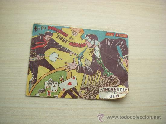 WINCHESTER JIM Nº 28, GRÁFICAS RICART (Tebeos y Comics - Ricart - Otros)