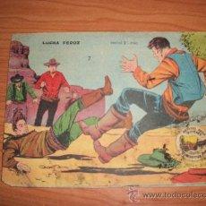 Livros de Banda Desenhada: WINCHESTER JIM Nº 7 2 PTAS ORIGINAL EDITORIAL RICART . Lote 27664523