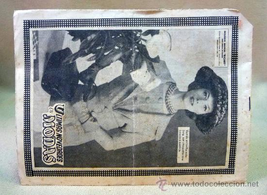 Tebeos: COMIC, MODELO, LOS CAMINOS DEL CARIÑO, Nº 21, MAGA, 1959, RICART - Foto 2 - 28586474