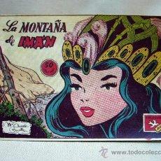 Tebeos: COMIC, LA MONTAÑA DE IMAN, COLECCION AVE, Nº 98. Lote 29255484