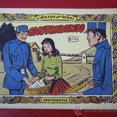 Tebeos: TEBEO COLECCIÓN SENTIMENTAL: CONTRABANDO, Nº 247, AÑO 1959. Lote 29401683