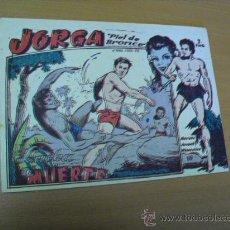 Tebeos: JORGA Nº 10, DE RICART 1963. Lote 30978991