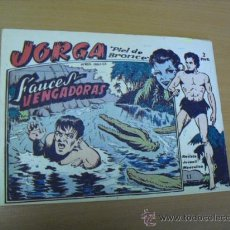 Tebeos: JORGA Nº 11, DE RICART 1963. Lote 30979005