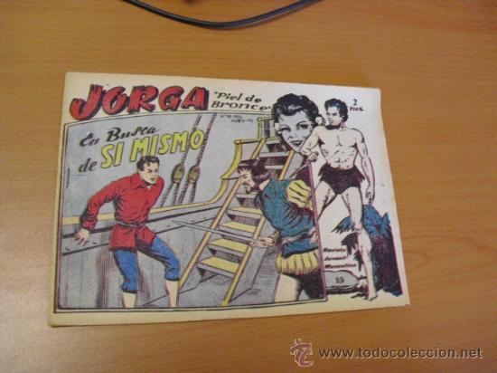 JORGA Nº 15, DE RICART 1963 (Tebeos y Comics - Ricart - Jorga)