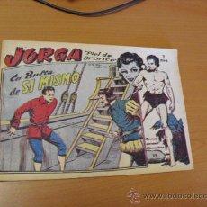 Tebeos: JORGA Nº 15, DE RICART 1963. Lote 30979031