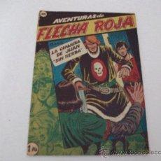 Tebeos: AVENTURAS DE FLECHA ROJA (ORIGINAL), Nº 22. Lote 31590269