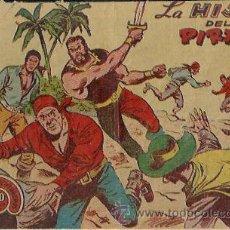 Tebeos: HOMBRES AVENTUREROS ( RICART ) ORIGINAL 1963 Nº. 61. Lote 31614795