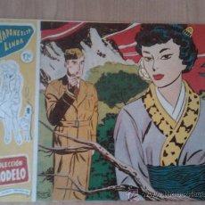 Tebeos: JAPONESITA LINDA Nº 21 - COLECCIÓN MODELO. Lote 31855002