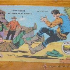 Tebeos: TEBEOS-COMICS GOYO - WINCHESTER JIM - RICART - Nº 4 - NUEVO *CC99. Lote 32324489