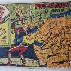 Tebeos: PLATILLOS VOLANTES , SEGUNDA SERIE ,NUMERO 4 - EDITORIAL RICART - ORIGINAL. Lote 32319530