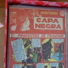 Tebeos: RICART CAPA NEGRA Nº 9 DE KIOSCO Y EL Nº 1 SIN ABRIR Y EL 2 USADO. Lote 33074450