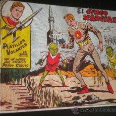 Tebeos: PLATILLOS VOLANTES 2 SERIE NUMERO 8 EL CIRCO MARCIANO. Lote 34245857