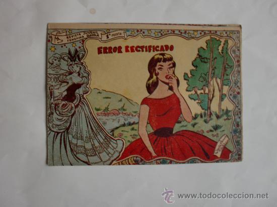 COLECCION GACELA Nº 132 CUENTOS PARA NIÑAS ORIGINAL (Tebeos y Comics - Ricart - Gacela)