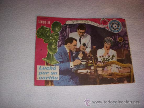 COLECCIÓN MODELO Nº 3, DE RICART (Tebeos y Comics - Ricart - Modelo)