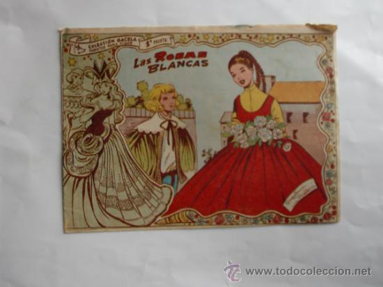 GACELA Nº 101 ORIGINAL CUENTOS PARA NIÑAS RICART (Tebeos y Comics - Ricart - Gacela)