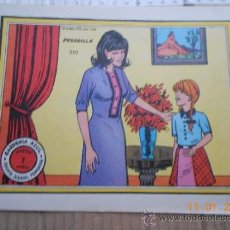Tebeos: COMIC RICART: GARDENIA AZUL 210 PESADILLA REVISTA JUVENIL FEMENINA MO. Lote 35856331