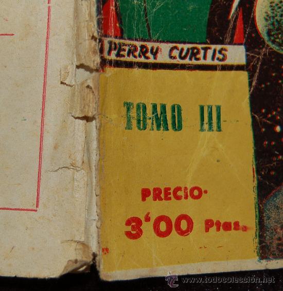 Tebeos: LOTE DE 3 PLATILLOS VOLANTES TOMOS I, III, IV - Foto 5 - 35658077