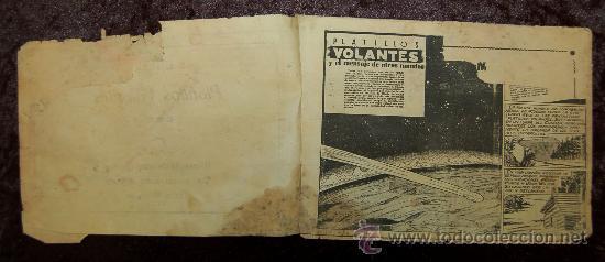 Tebeos: LOTE DE 3 PLATILLOS VOLANTES TOMOS I, III, IV - Foto 8 - 35658077