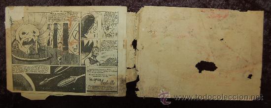 Tebeos: LOTE DE 3 PLATILLOS VOLANTES TOMOS I, III, IV - Foto 10 - 35658077