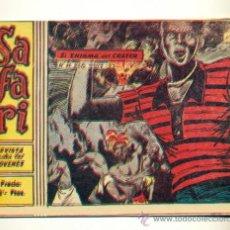 Tebeos: SAFARI Nº 5 - ORIGINAL RICART 2 PTS.. Lote 35845828