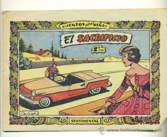 SENTIMENTAL Nº 68 - ORIGINAL RICART 1 PTS. (Tebeos y Comics - Ricart - Sentimental)