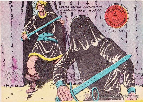 Tebeos: Lote de 6nº Flecha y Arturo - Foto 9 - 36042423