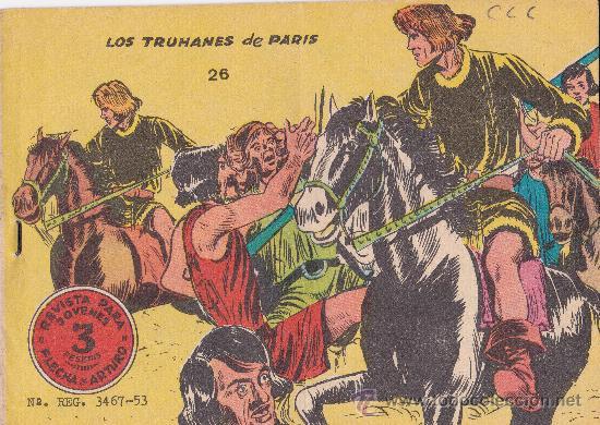 Tebeos: Lote de 6nº Flecha y Arturo - Foto 11 - 36042423