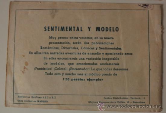 Tebeos: LOTE DE 4 COMICS AMOR INEVITABLE * AVENTURA EN EL TREN * AMISTAD DE VACACIONES * AMOR ESTUDIANTIL - Foto 11 - 36123288