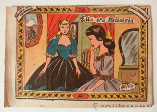 Tebeos: LOTE DE 3 COMICS REVISTA JUVENIL FEMENINA LA MAESTRITA * LAS GEMELAS * ELLA ERA NECESARIA - Foto 5 - 36127641