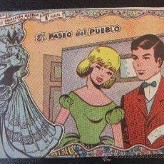 BDs: EL PASEO DEL PUEBLO COLECCUION GACELA Nº 111. Lote 37031914