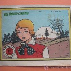 Livros de Banda Desenhada: EL BUEN CAMINO. GARDENIA DEL SUR. ORIGINAL. 84. Lote 37122227