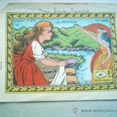 Tebeos: GOLONDRINA Nº 19 LA PROFECIA / RICART 1968. Lote 37828657