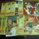 Tebeos: COLECCIÓN MODELO / LOTE CON 16 NÚMEROS / RICART ORIGINAL 1958. Lote 38453694