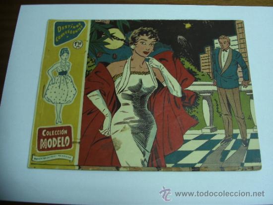 Tebeos: COLECCIÓN MODELO / LOTE CON 16 NÚMEROS / RICART ORIGINAL 1958 - Foto 2 - 38453694