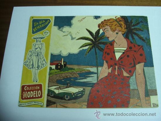 Tebeos: COLECCIÓN MODELO / LOTE CON 16 NÚMEROS / RICART ORIGINAL 1958 - Foto 3 - 38453694